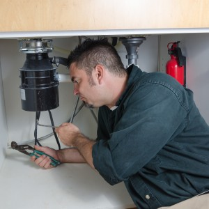 garbage disposal repair plumber