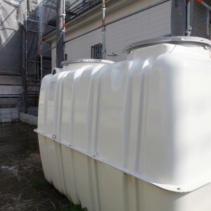 residential septic tank